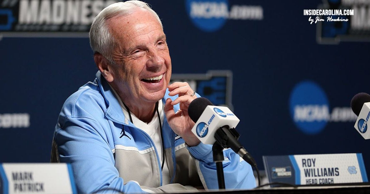 Watch: Roy Williams on Cole Anthony, Early ACC Games