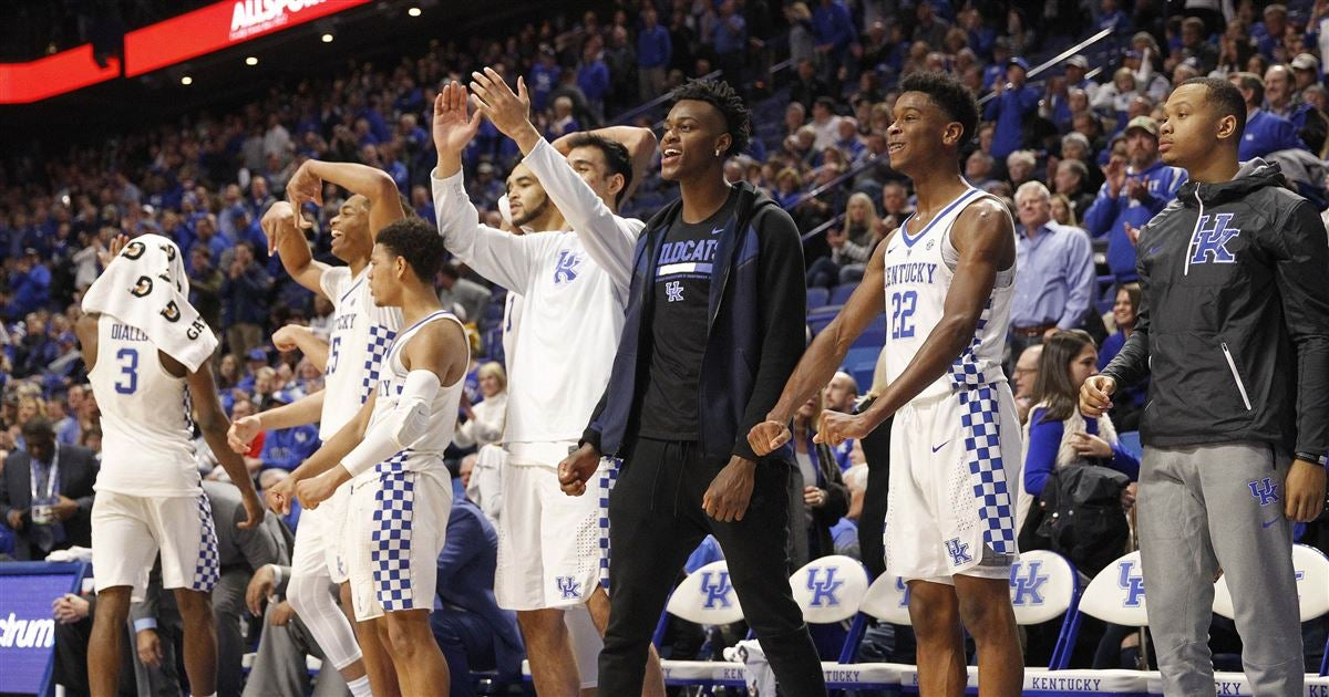Rupp Arena Rafters Getting Painted Blue: UK Asking Fans To Paint Rupp Arena Blue And White For