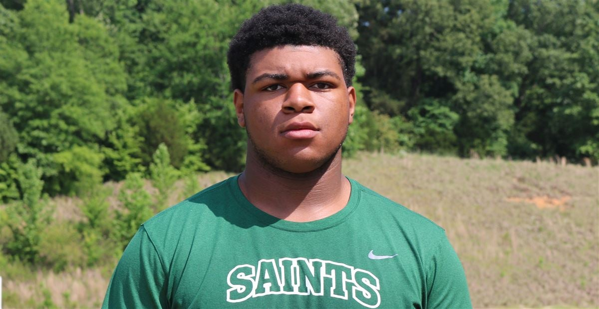 Vols 'pretty high on my list' for elite Class of 2020 lineman