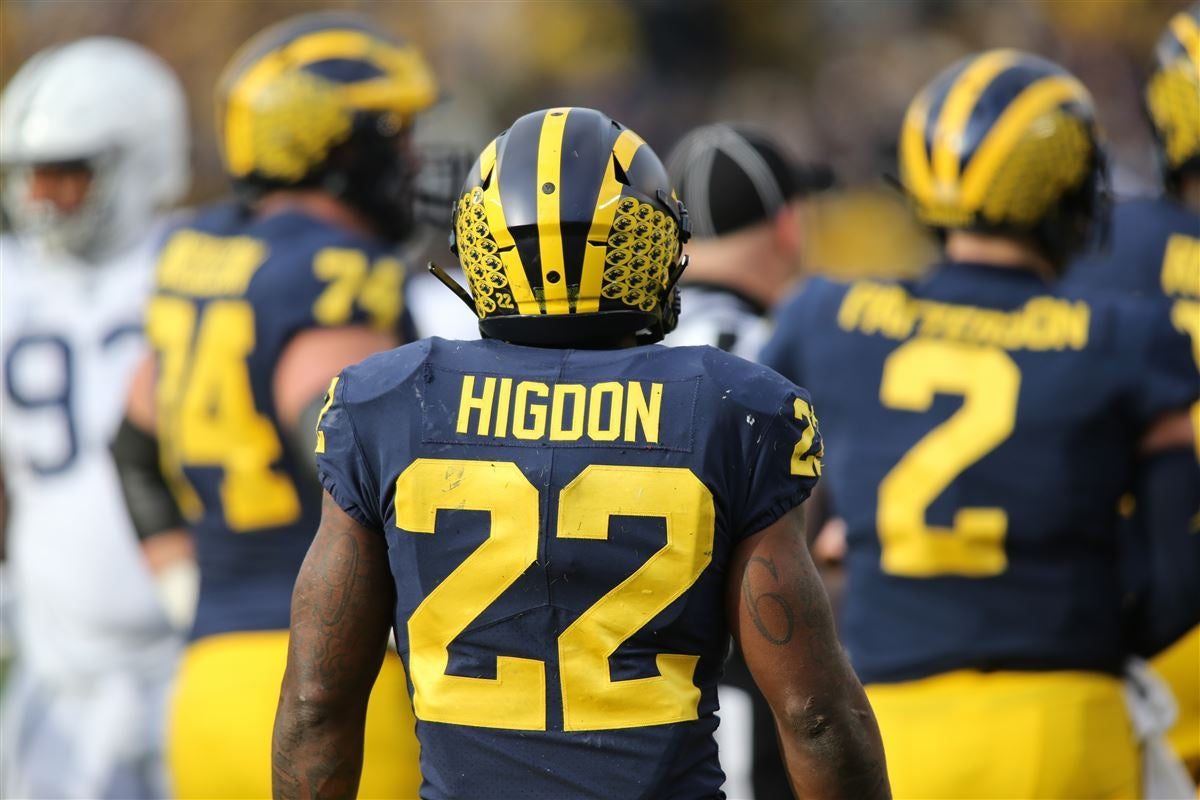 best service 72484 58713 Karan Higdon, Michigan, Running Back