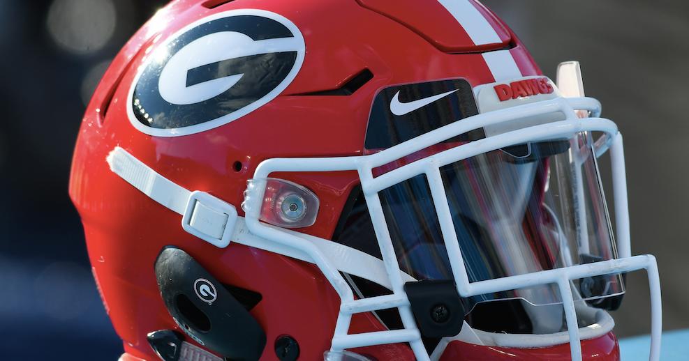 Georgia's helmets add new detail this season
