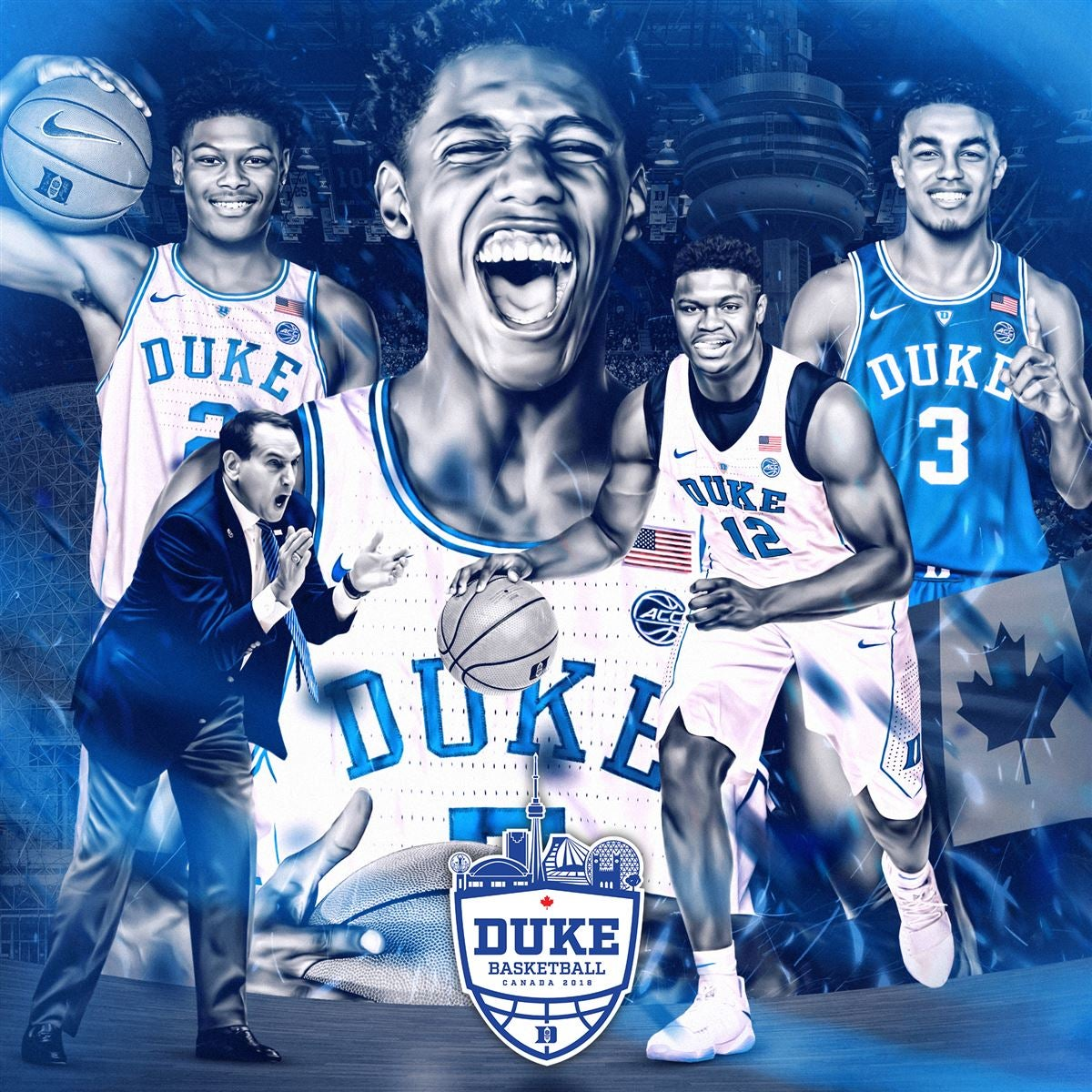 here's every game on duke basketball's 2018-19 schedule