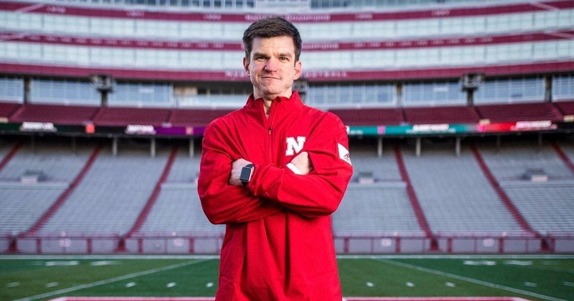 Nebraska Huskers College Football, College Basketball and Recruiting on 247Sports cover image