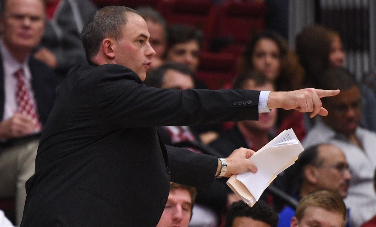 Ohio State officially announces Holtmann's assistant coaches
