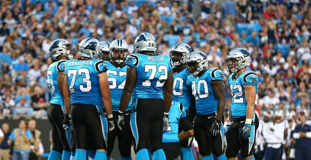 The Carolina Panthers  53 Man Roster 17fed0fe01f7