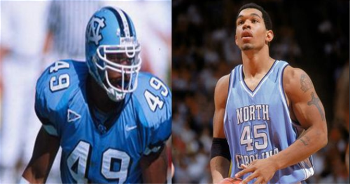 Julius Peppers on Dean Smith