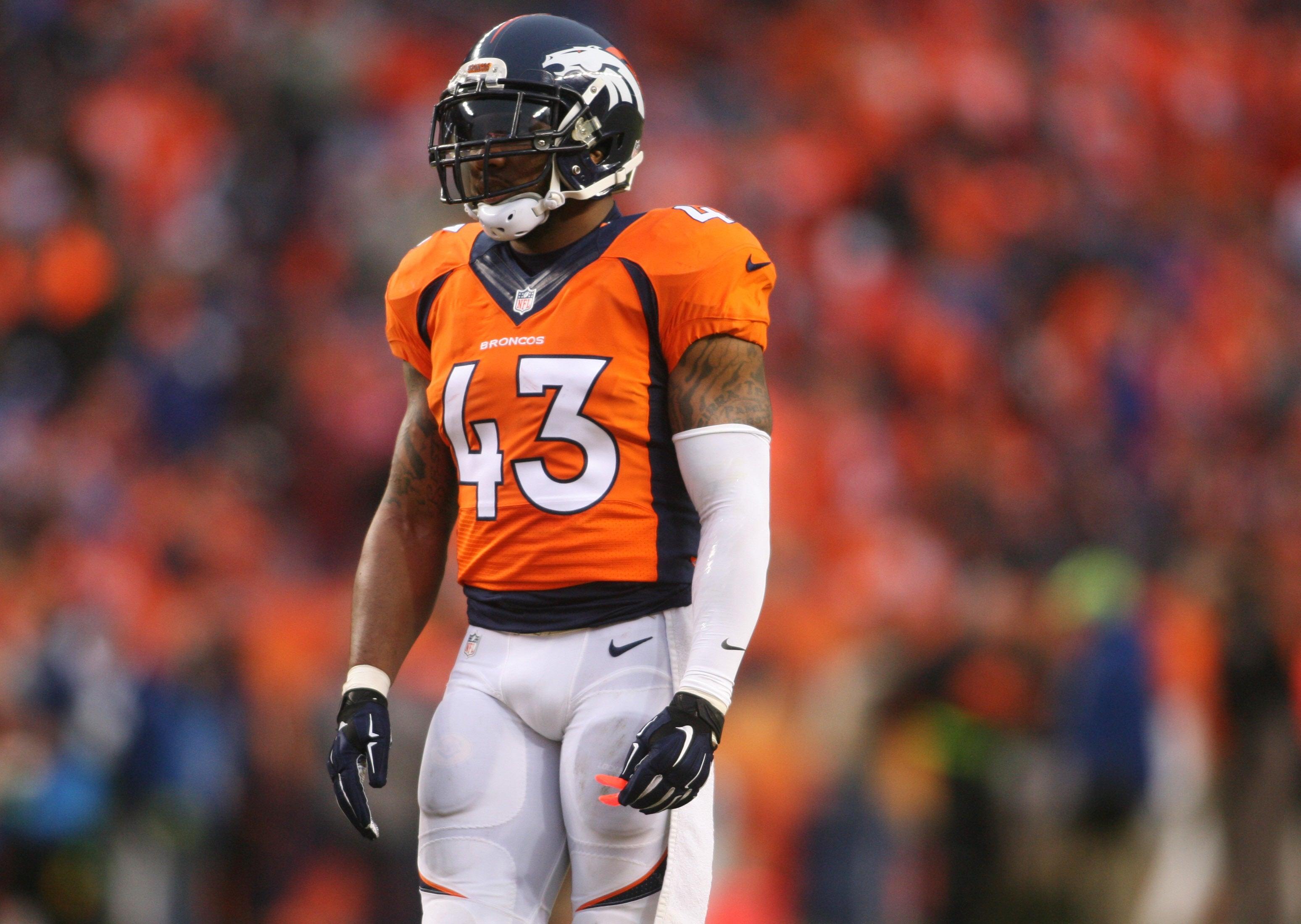 Report The Denver Broncos & Safety T J Ward Have Been In Talks