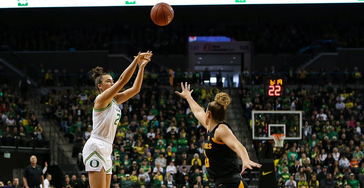 Graves calls current Ducks best 3-point shooting team he's had
