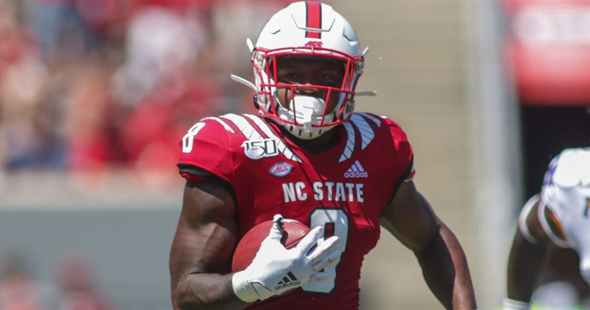 LOOK: NC State debuts #PackUnited patch for 2020 football season