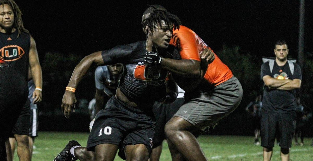 Miami Commits See Rankings Changes in 247Sports Composite
