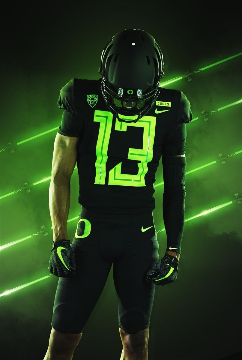 promo code 56b7f ba4cb Oregon Football to wear black uniforms against Arizona State