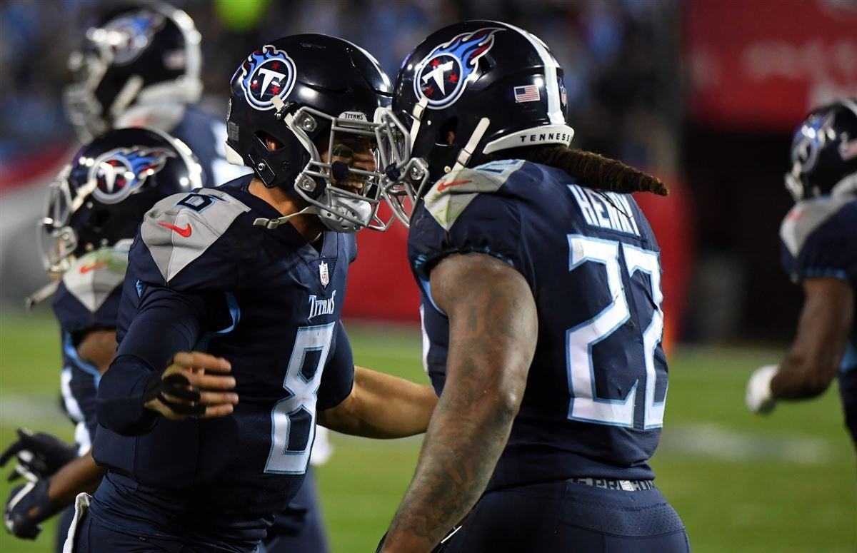 Tennessee Titans projected offensive stats for 2019 from ESPN