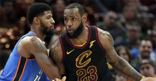 6e629ef57d9b Shaq says LeBron James and Paul George will join Lakers