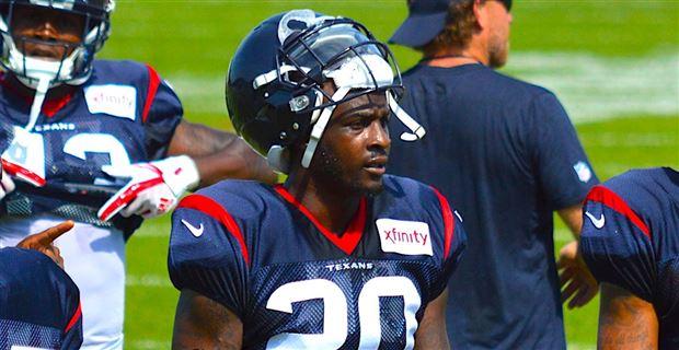 K.J. Dillon is Back Doing What He Loves for the Houston Texans