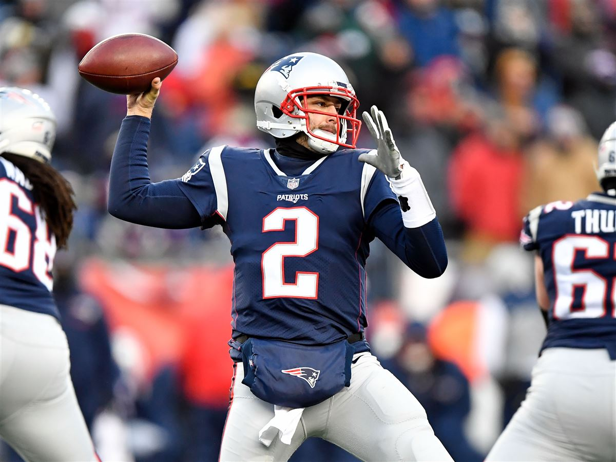 Getting To Know Patriots Qb Brian Hoyer
