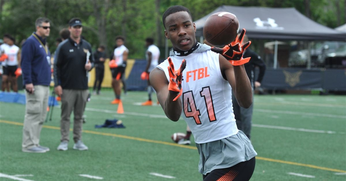 Vols one of the top schools for top-10 WR