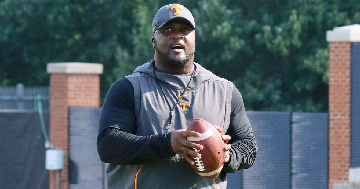 'Prove yourself': Tee Martin's return to Tennessee took time