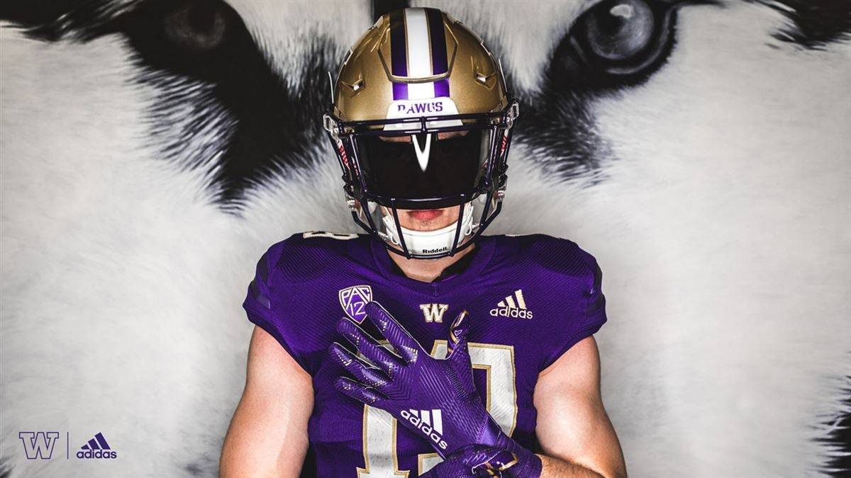pretty nice 0b3fb b5fde UW And adidas Introduce New Huskies Football Uniforms