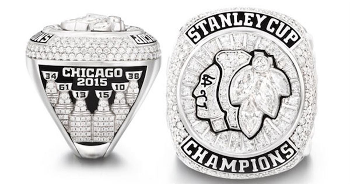 Chicago Ring Raffle
