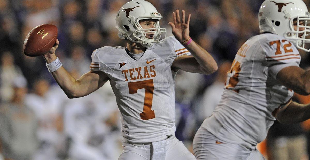 Boos Playing At Texas Led To Garrett Gilbert S Nfl Career