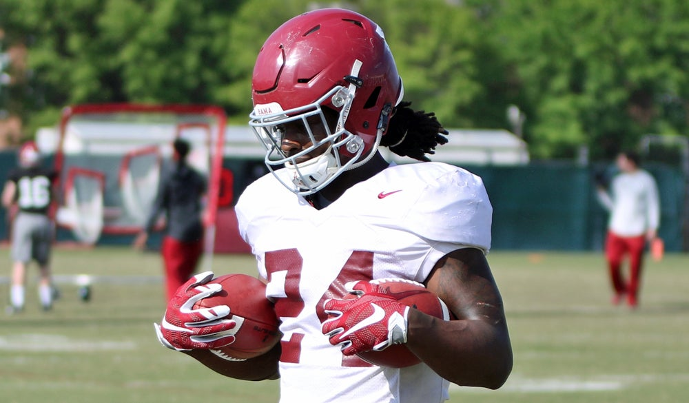 Practice report: Notes from first full-pads day of Alabama camp