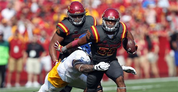 hot sale online 34175 ed210 Iowa State finalizing Nike uniform redesign for 2018