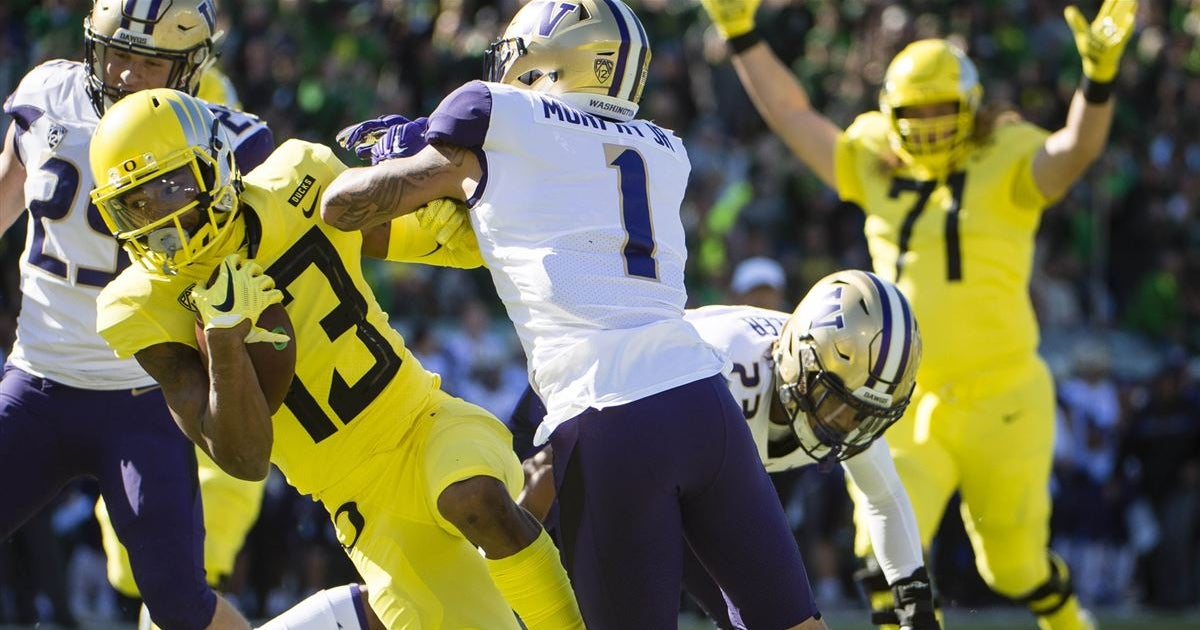 New stars emerging in Oregon's offense