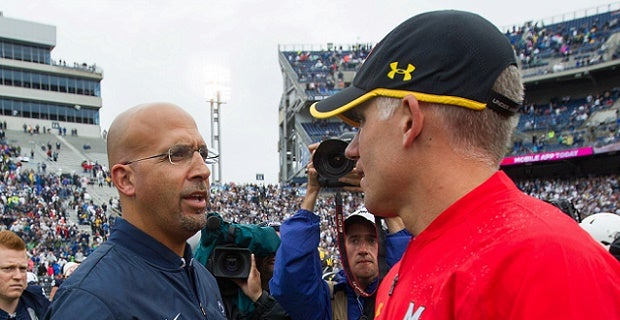 Anonymous Big Ten Coaches on Durkin, Terps QB Situation and More