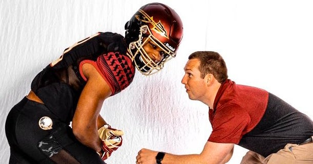 Florida State Seminoles College Football, College Basketball and Recruiting on 247Sports - cover