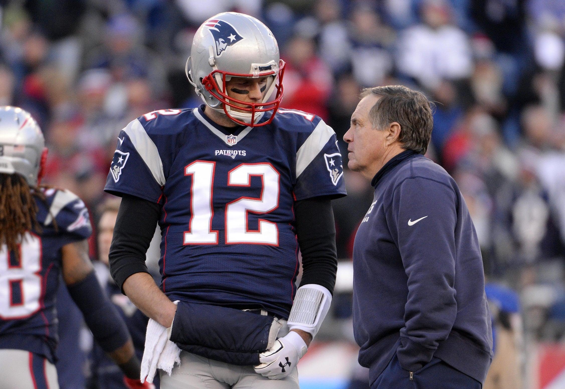 Image result for No room for error as Bills prep for Patriots