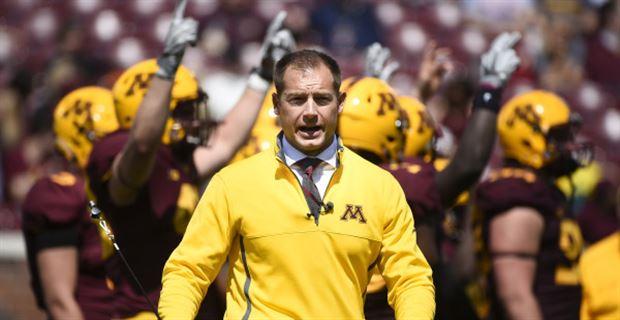 Minnesota Football Is Recruiting Up A Storm Under P J Fleck