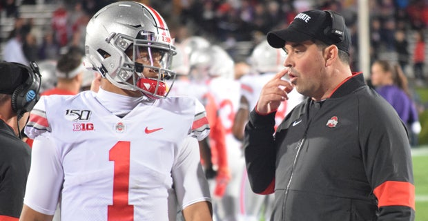 Day Full Video: OSU coach beaming after blowout of Northwestern