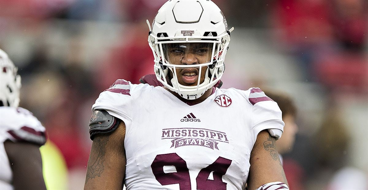 buy online 886ce e4f49 Report: Torn ACL feared for NFL Draft prospect Jeffery Simmons