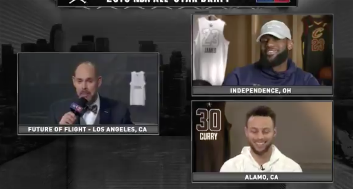 2001d93ac6e NBA media react to 2018 All-Star Draft results