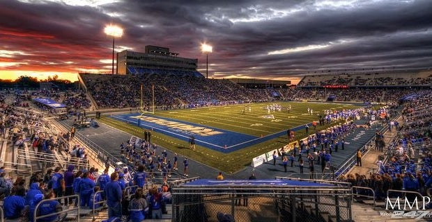 ECU @ Middle Tennessee State: Setting The Stage