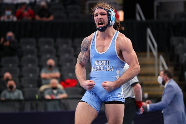 NCAA Wrestling Champion Austin O'Connor To Move Up In Weight, Predicts