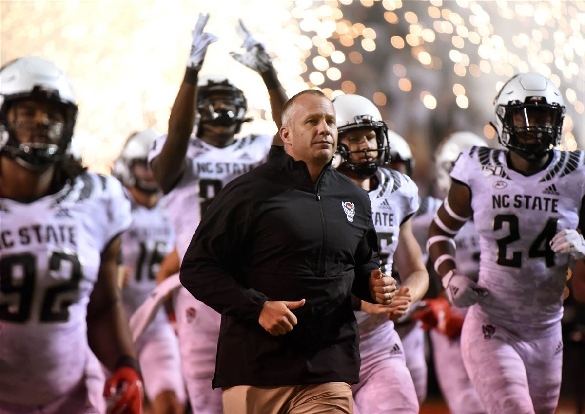 VIDEO + QUOTES: Dave Doeren Discusses Win Over Syracuse