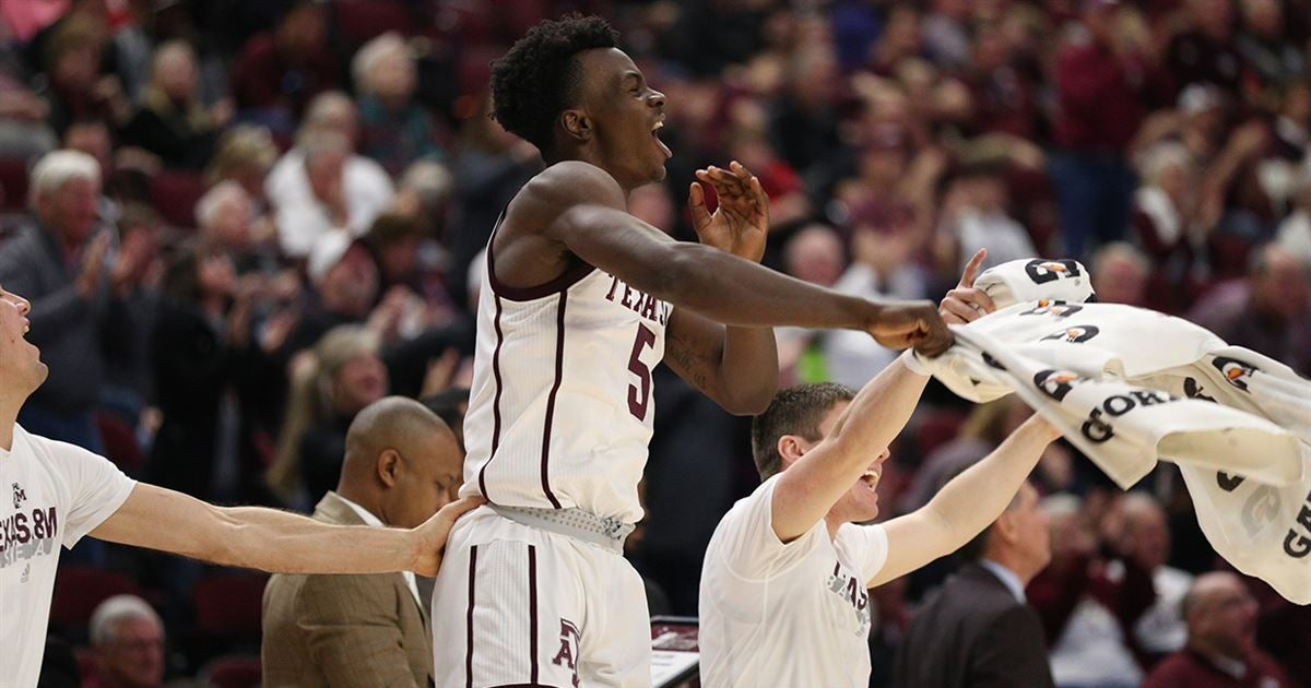 A&M scores season-high 87 points in win over Mississippi St.