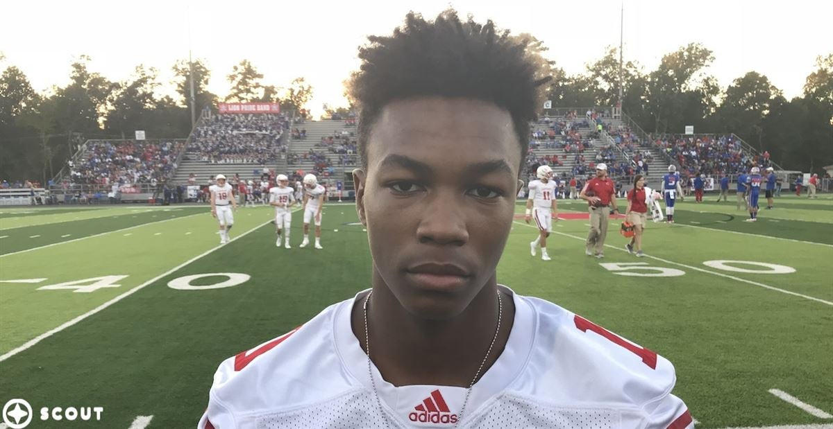 Arkansas targeting east Texas athlete for 2020