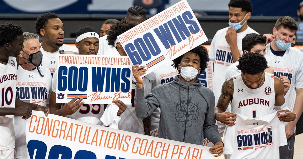 Second-half surge sparks Tigers as Pearl earns 600th career win - 247Sports