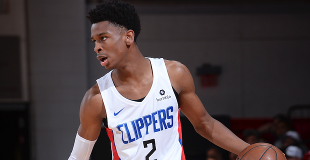 Shai Gilgeous-Alexander signs with Nike cadcff546