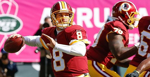 Nike NFL Youth Jerseys - Redskins: PFF assesses Kirk Cousins' performance