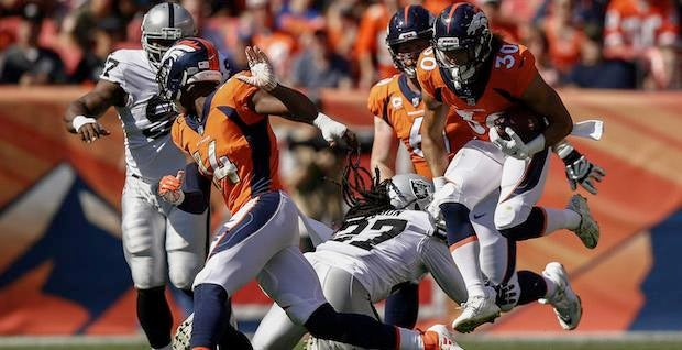 Rookie Report  Broncos get historic production from 2018 class db16ce448