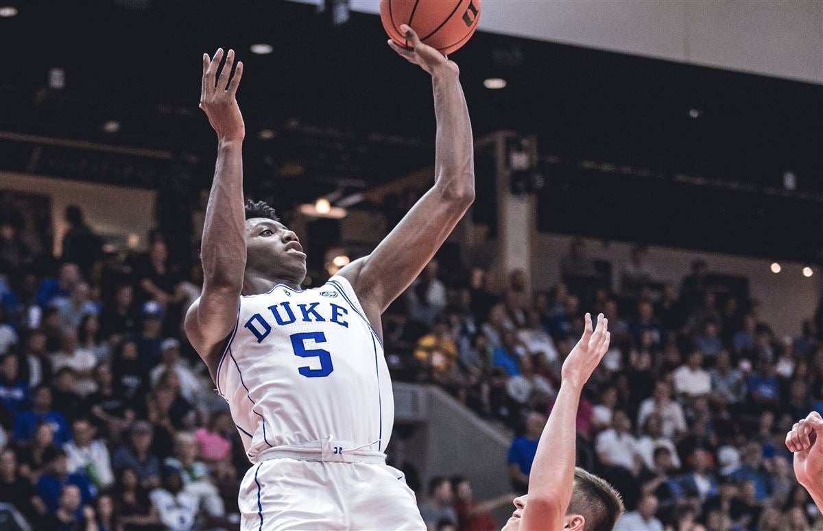 Preview: Duke finishing exhibition tour with game against McGill
