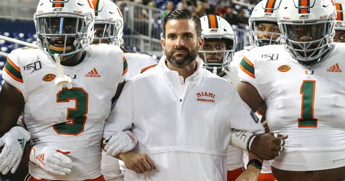 2020 miami hurricanes football schedule
