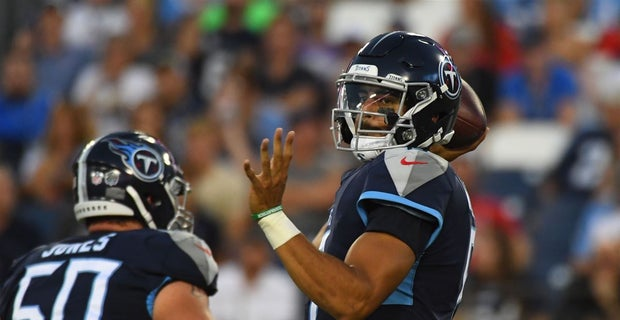 dd8b38c31 Titans release unofficial depth chart for Steelers game