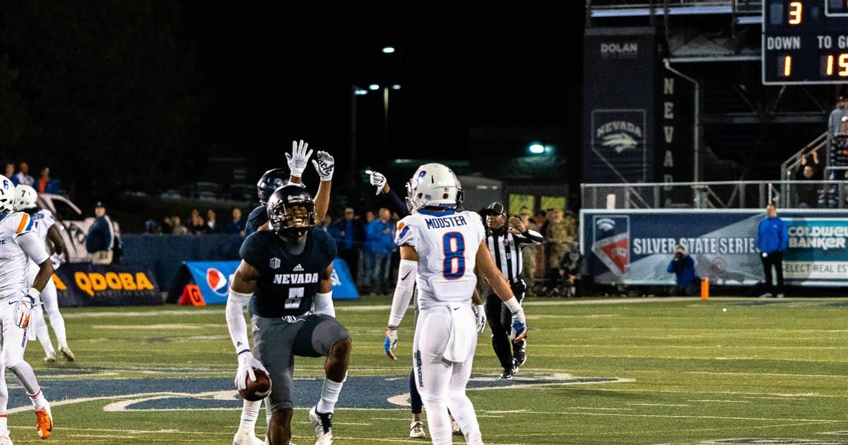 Boise State at Nevada - Photo Gallery