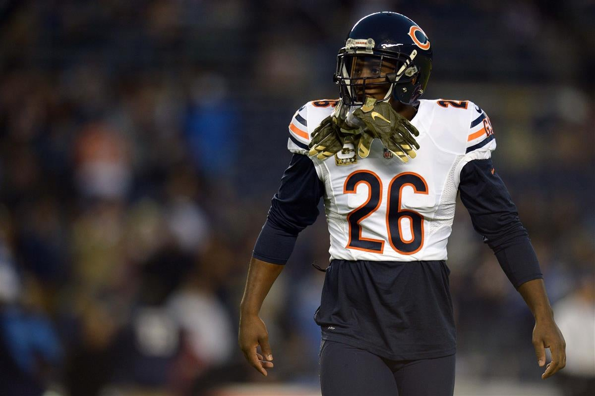 Wholesale NFL Nike Jerseys - Chicago Bears release S Antrel Rolle