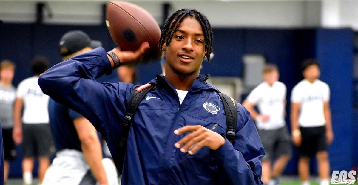 Penn State nabs four-star wideout from Florida