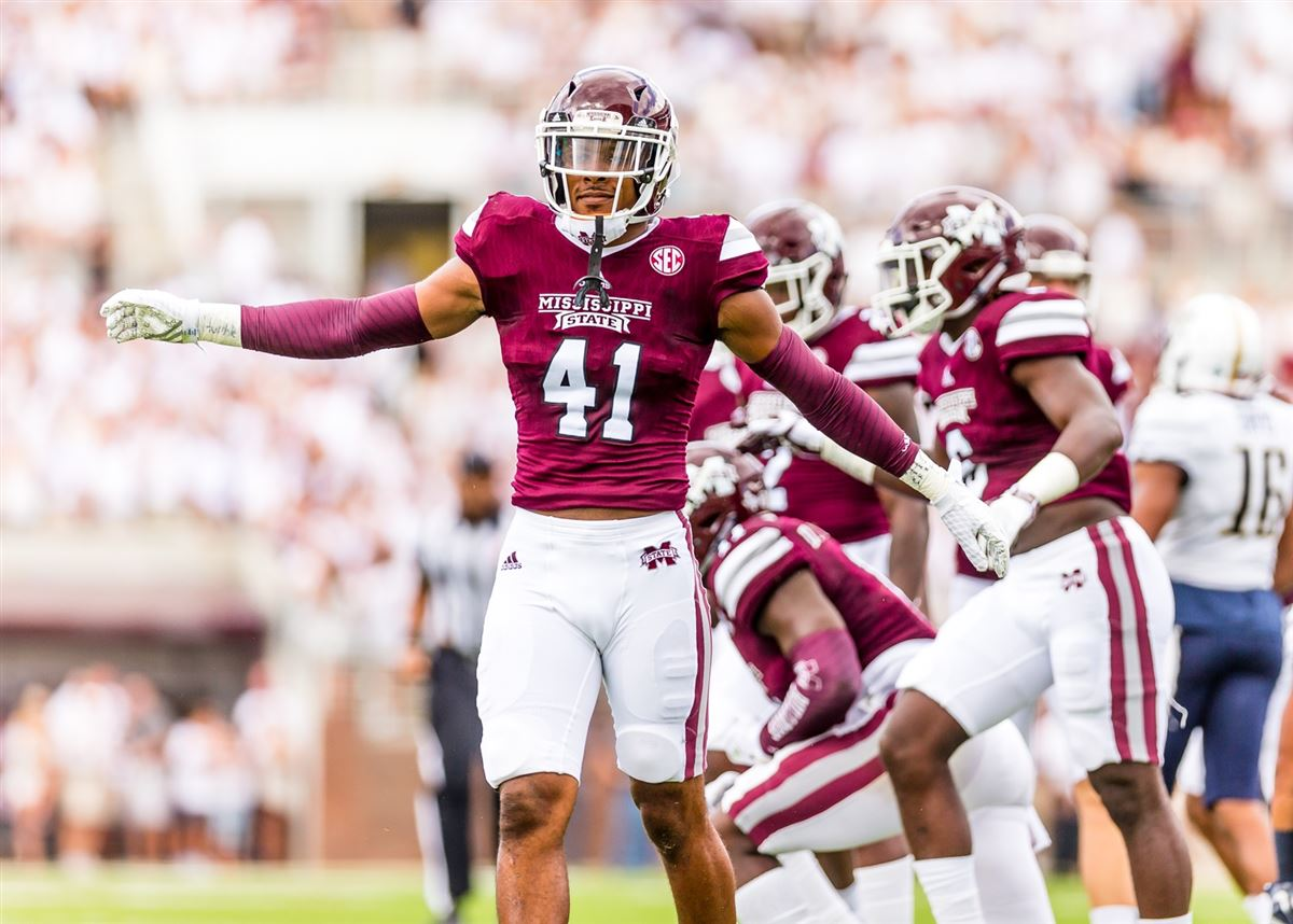 online store 35630 2badc Mark McLaurin, Mississippi State, Safety